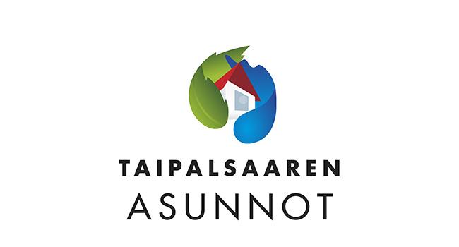 Taipalsaaren Asunnot Logo Rgb